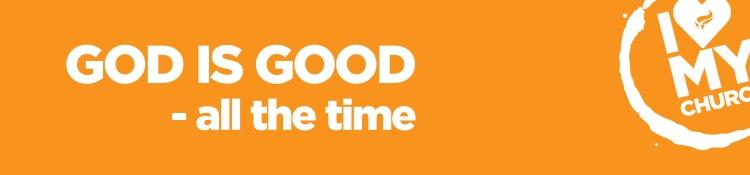God is Good_Banner